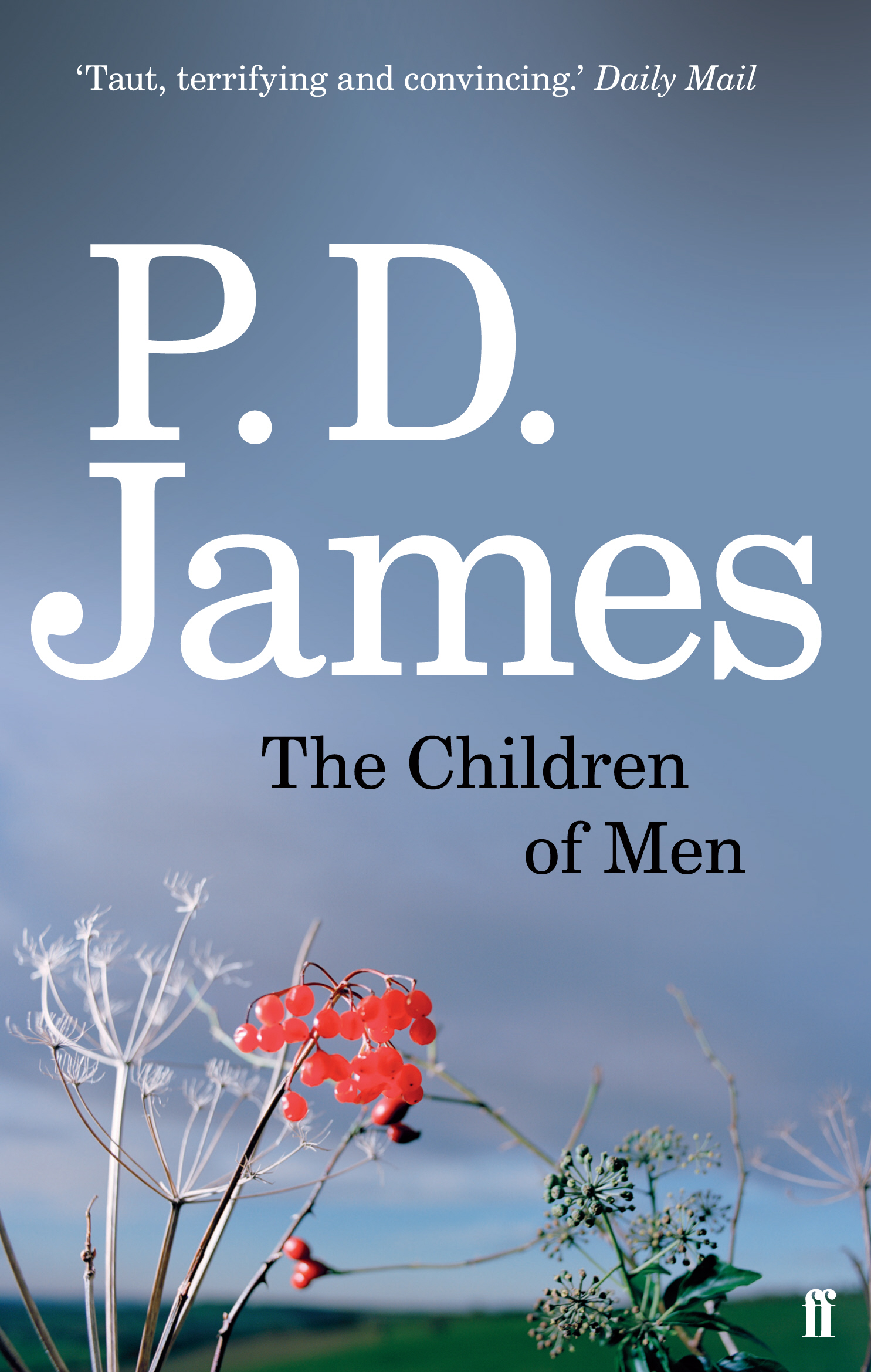 children of men by p d james While pd james is assuredly one of the greatest of british mystery writers, this book places her in the exclusive class of authors of great dystopian fictions as well though a best-seller simply by virtue of having her name on the cover, the novel seems to have largely disappointed fans looking for another.