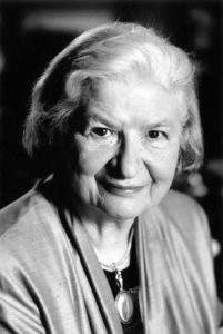 P. D. James photographed by Jane Bown