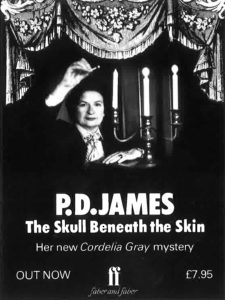 P. D. James, The Skull Beneath the Skin
